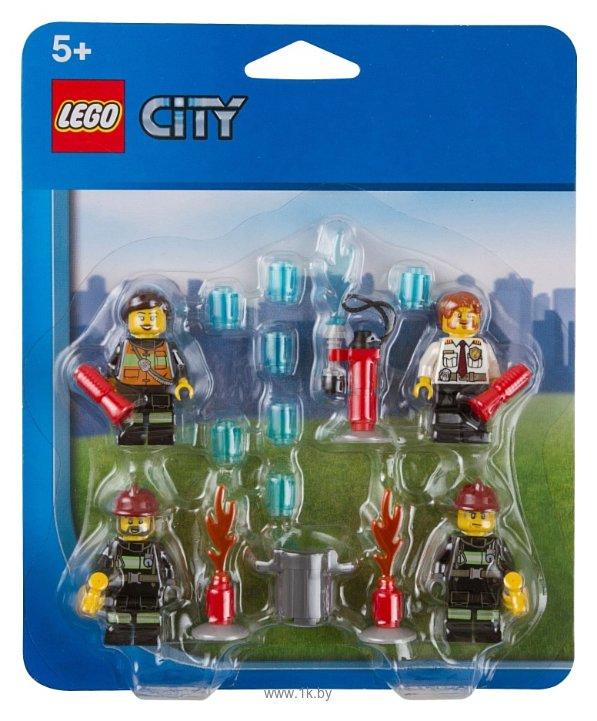 Фотографии LEGO City 850618 Пожарные