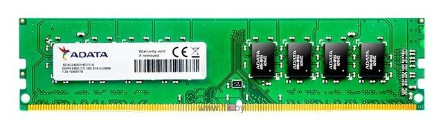 Фотографии ADATA DDR4 2400 DIMM 16Gb
