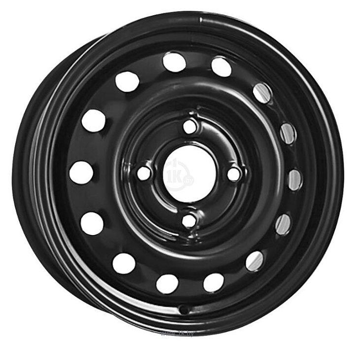 Фотографии Magnetto Wheels 15007 6x15/5x100 D57.1 ET38 Black