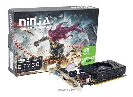 Фотографии Sinotex Ninja GeForce GT 730 1GB (NK73NP013F)