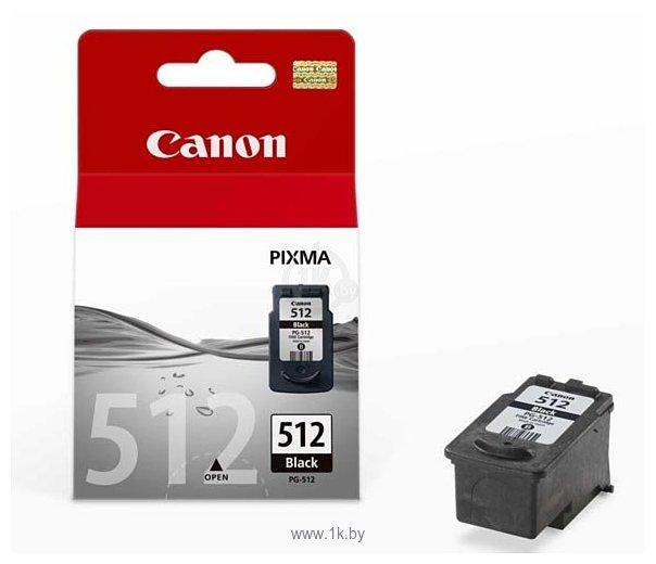 Фотографии Аналог Canon PG-512