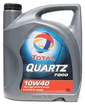 Фотографии Total Quartz 7000 10W-40 5Л