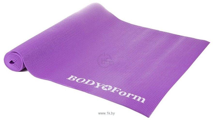 Фотографии Body Form BF-YM01C 4 мм (фиолетовый)