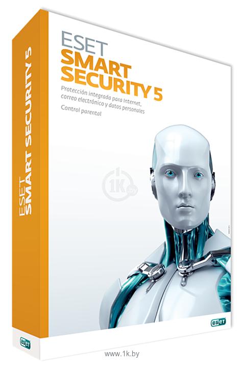 Фотографии NOD32 Smart Security (3 ПК, 1 год) универсальная лицензия