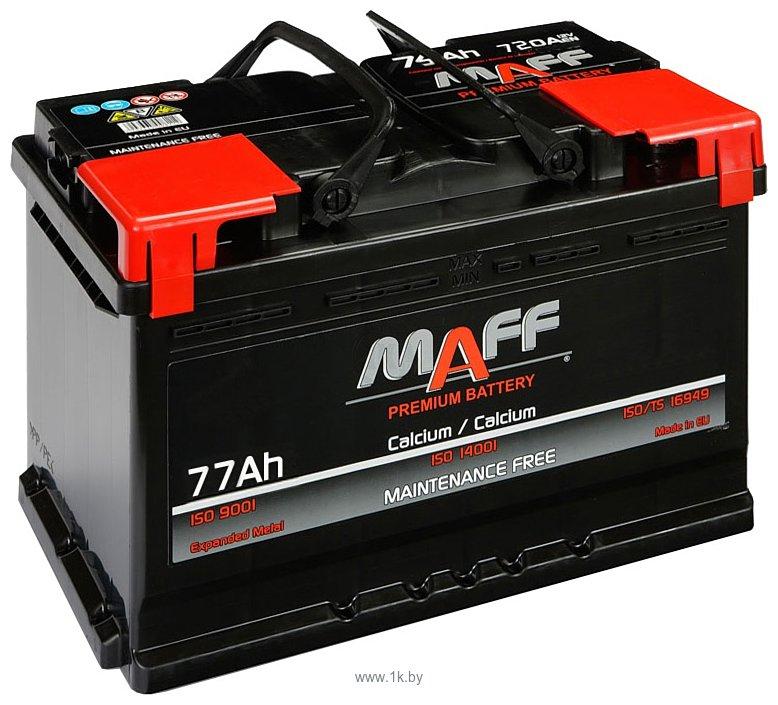 Фотографии MAFF Premium (77Ah)