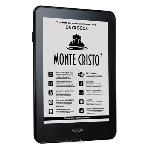 Фотографии ONYX BOOX Monte Cristo 3
