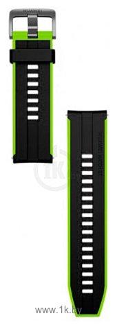 Фотографии Huawei Watch GT FTN-B19 (черный/зеленый)