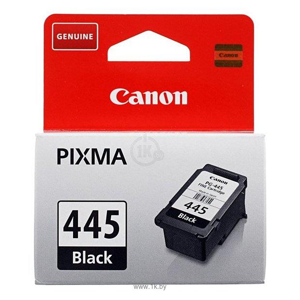 Фотографии Canon PG-445