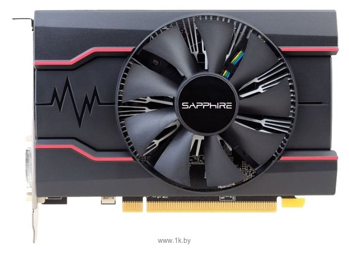 Фотографии Sapphire Pulse Radeon RX 550 1071Mhz PCI-E 3.0 4096Mb 6000Mhz 128 bit DVI HDMI HDCP