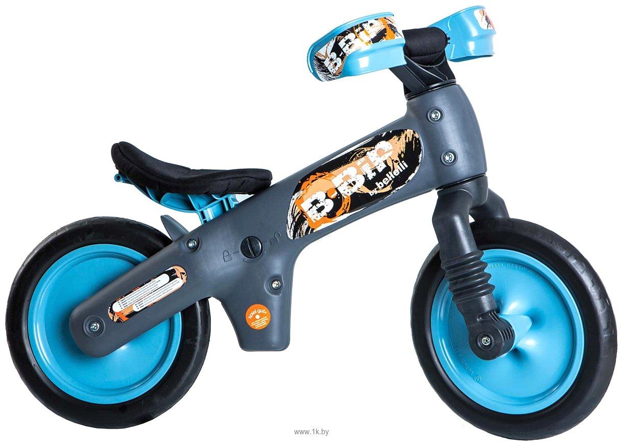 Фотографии Bellelli Running Bike B-BIP (серый/голубой)