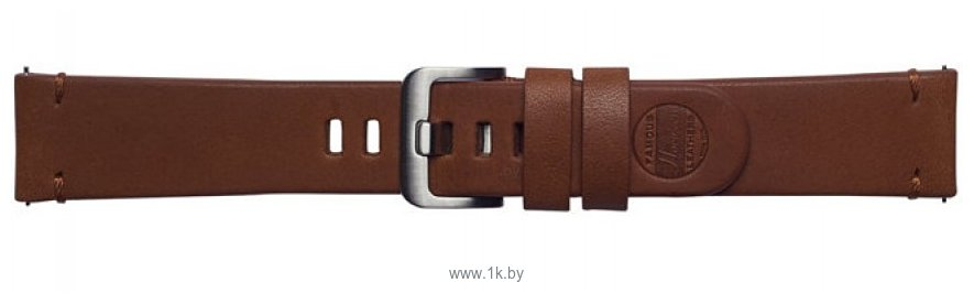 Фотографии Samsung Urban Traveller для Galaxy Watch 42mm (коричневый)