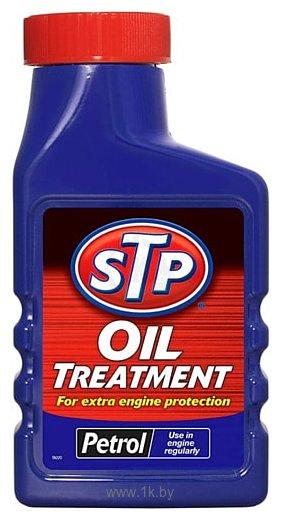 Фотографии STP Oil Treatment Petrol 300 ml