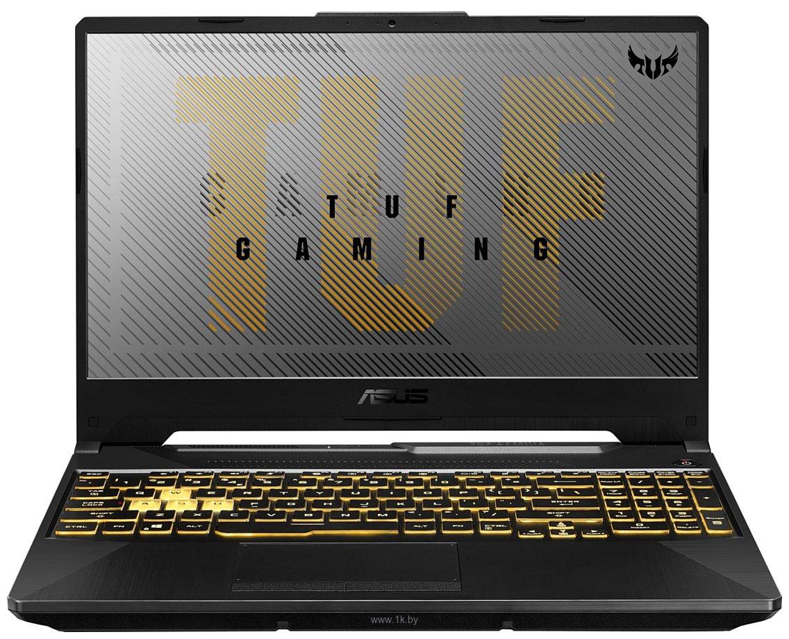 Фотографии ASUS TUF Gaming A15 FA506IV-HN215T