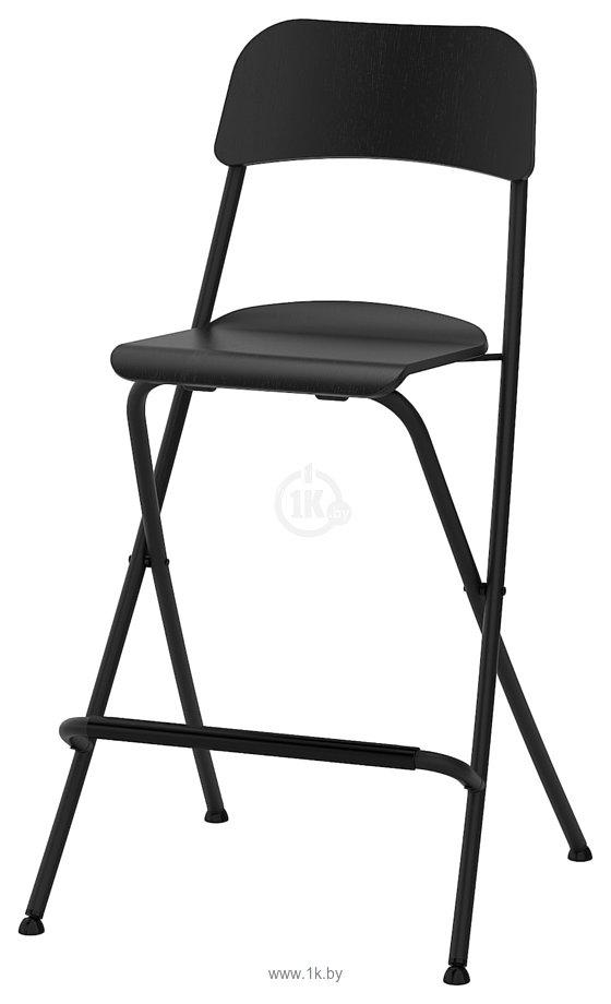 Фотографии Ikea Франклин (черный/черный) 804.067.94