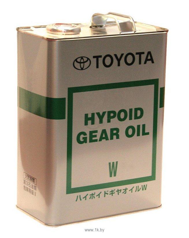 Фотографии Toyota Hypoid Gear Oil 85W-90 (08885-00305) 4л