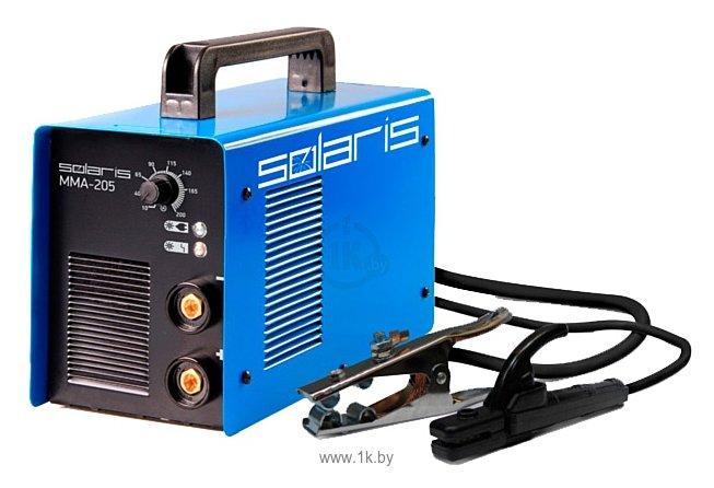Фотографии Solaris MMA-205 + ACX