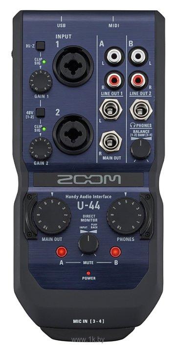 Фотографии Zoom U-44