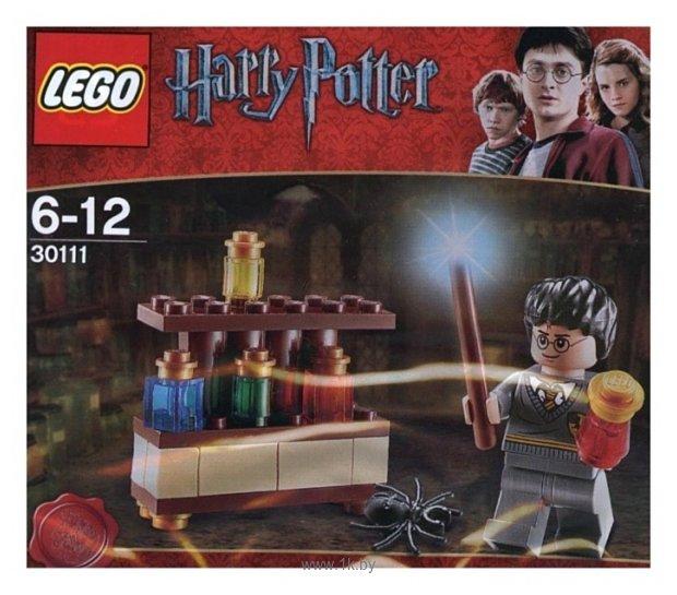Фотографии LEGO Harry Potter 30111 Зельеварение