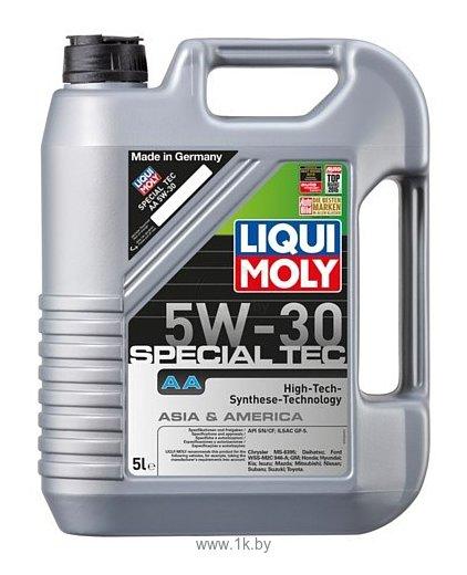 Фотографии Liqui Moly Special Tec AA 5W-30 5л