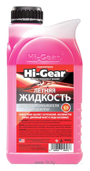 Фотографии Hi-Gear HG5647 summer 1л