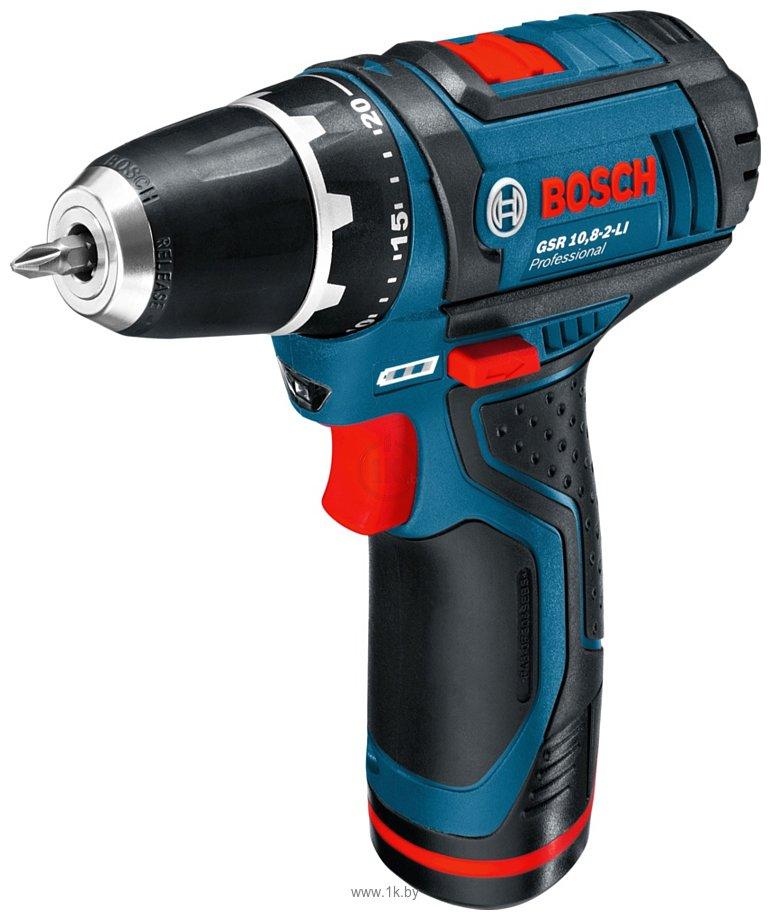 Фотографии Bosch GSR 10,8-2-LI (0601868122)