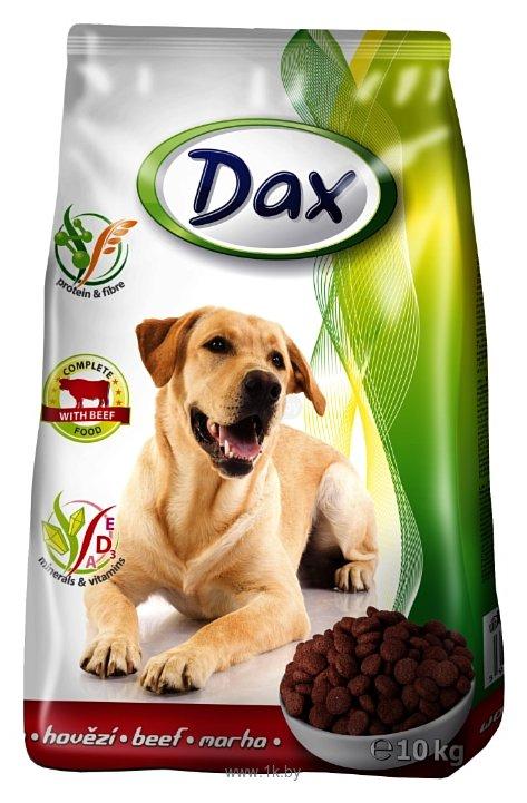 Фотографии DAX Говядина для собак сухой (10 кг)