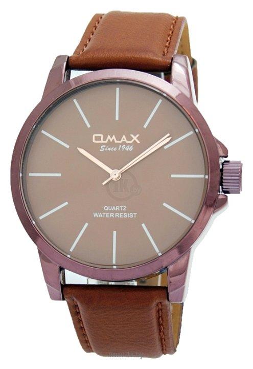 Покупайте наручные часы Omax CA08-BROWN по лучшей цене с отзывами. купить, Omax, CA08-BROWN, Омакс, наручные часы