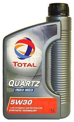 Фотографии Total Quartz Ineo MC3 5W30 5Л