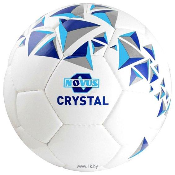 Фотографии Novus Crystal (белый/синий)