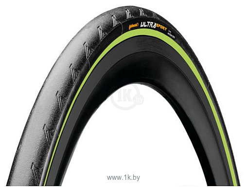 Фотографии Continental Ultra Sport 2 25-622 700x25C Foldable (0150175)