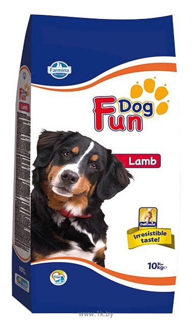 Фотографии Farmina (10 кг) Fun Dog Lamb