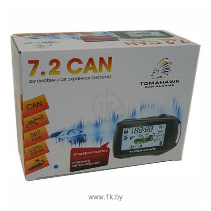 Фотографии Tomahawk 7.2 CAN