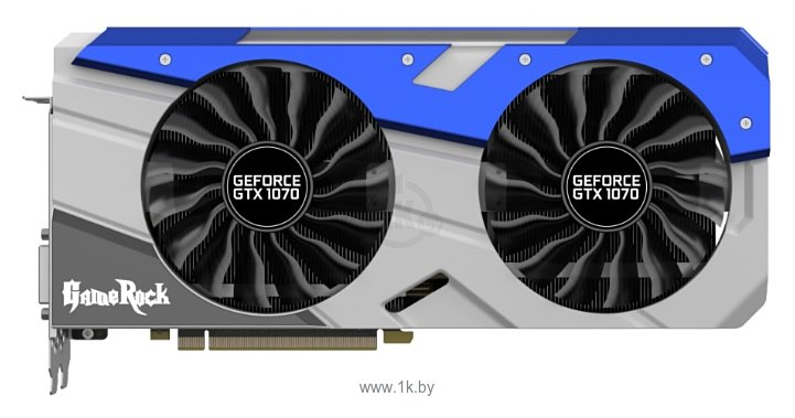 Фотографии Palit GeForce GTX 1070 1670Mhz PCI-E 3.0 8192Mb 8500Mhz 256 bit DVI HDMI HDCP G-Panel
