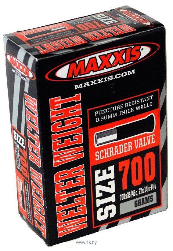 "Фотографии Maxxis Welterweight 700x35-45, 27""x1 3/8-1 3/4"" (IB94199000)"