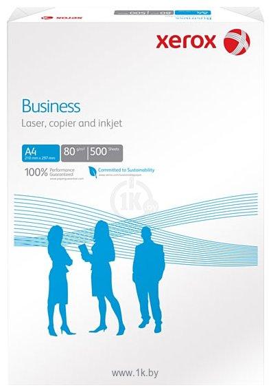 Фотографии Xerox Business A4 (80 г/м2)