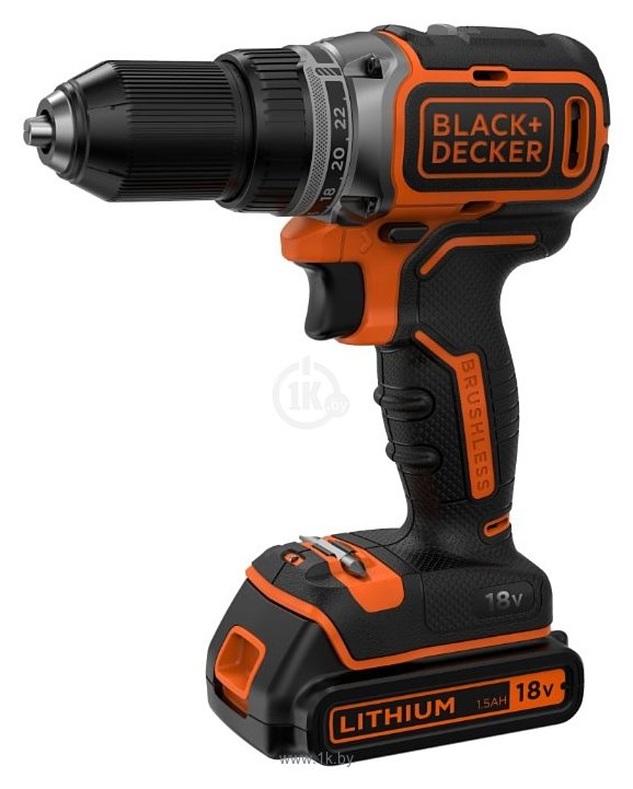 Фотографии Black&Decker BL186KB