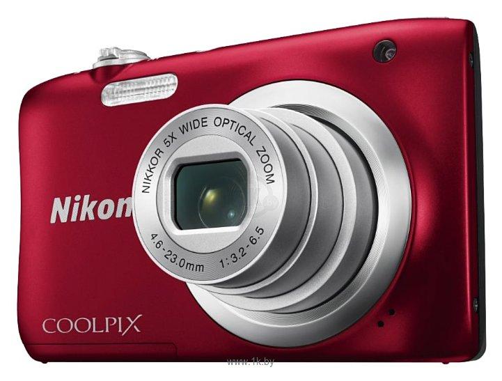 Фотографии Nikon Coolpix A100