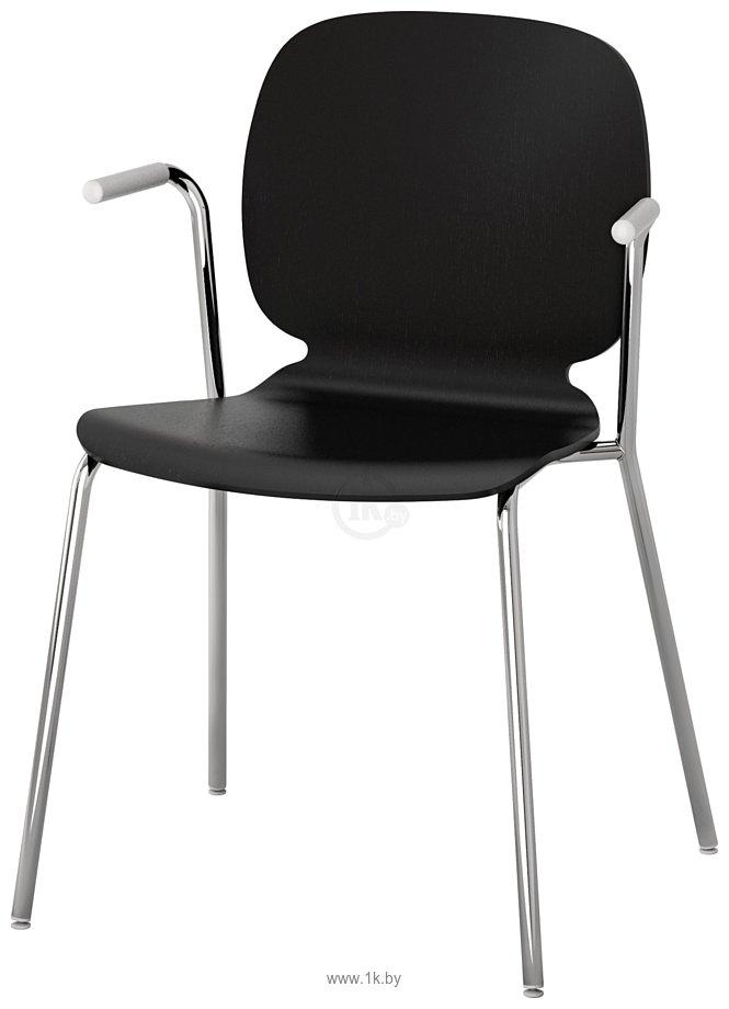 Фотографии Ikea Свен-Бертиль (черный/дитмар хромированный) 592.271.53