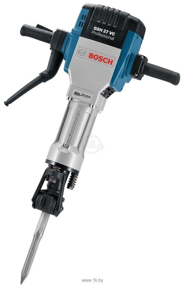Фотографии Bosch GSH 27 VC (061130A000)