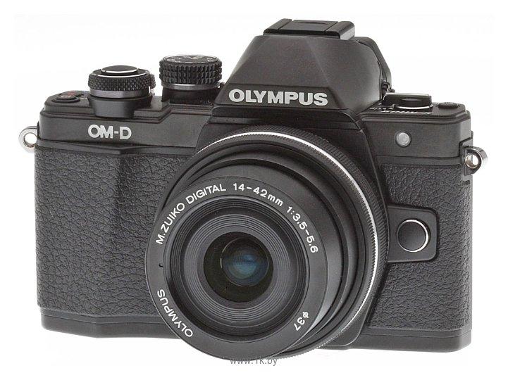 Фотографии Olympus OM-D E-M10 Mark II Kit
