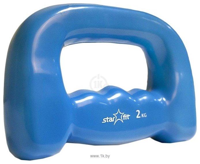 Фотографии Starfit DB-103 2 кг