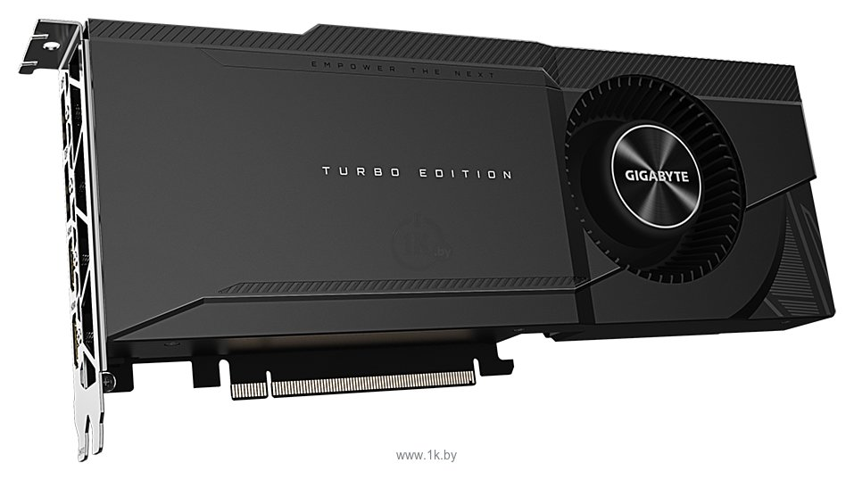 Фотографии GIGABYTE GeForce RTX 3080 TURBO 10G (GV-N3080TURBO-10GD)