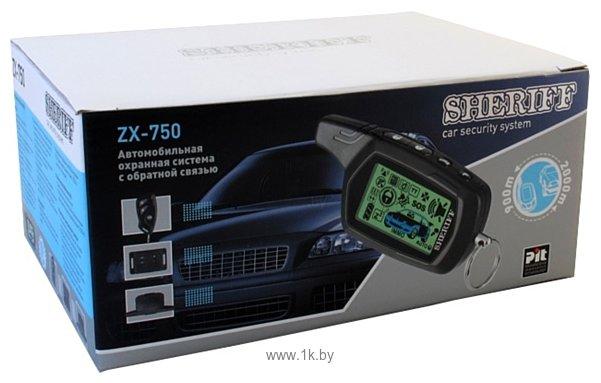 Фотографии Sheriff ZX-750