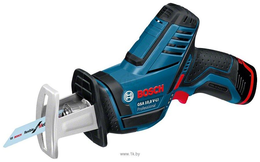 Фотографии Bosch GSA 10,8 V-LI (060164L972)