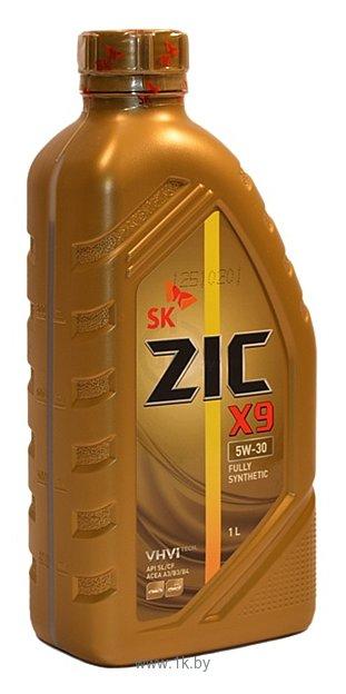 Фотографии ZIC X9 5W-30 1л