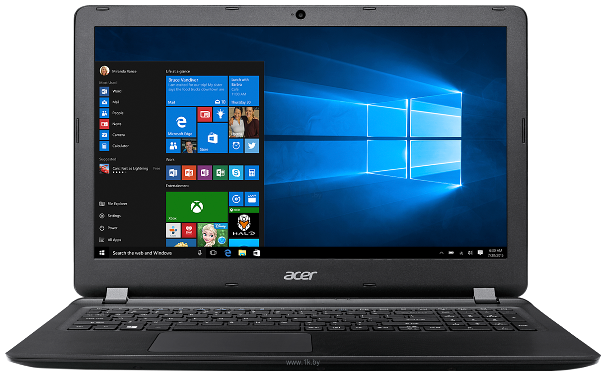 Фотографии Acer Aspire ES1-533-P2EZ (NX.GFTEU.033)