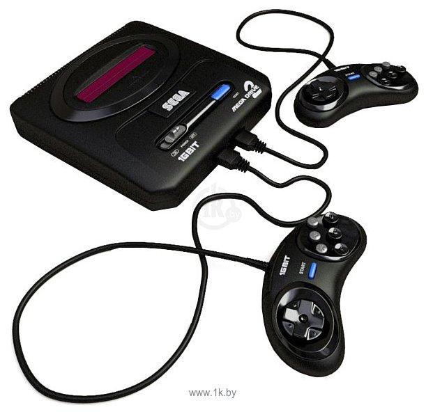 Фотографии SEGA Mega Drive 2
