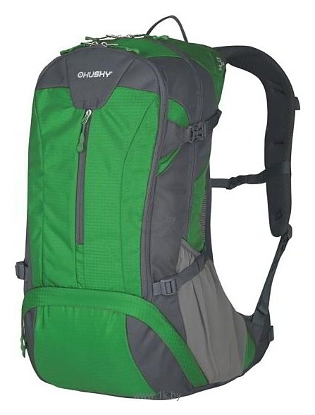 Фотографии Husky Scampy 35 green/grey