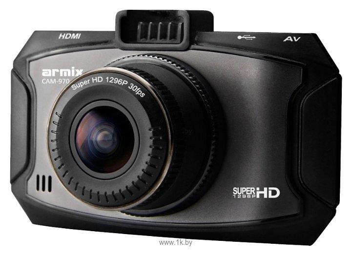 Фотографии Armix DVR Cam-970 GPS