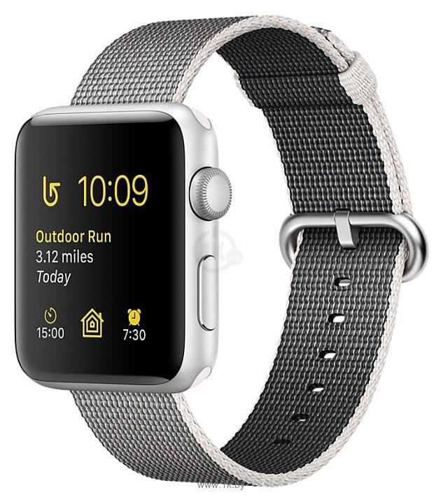 Фотографии Apple Watch Series 2 38mm with Woven Nylon